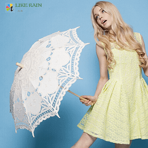 Cute lace umbrella