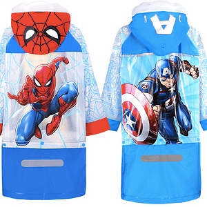 Disney cartoon raincoat