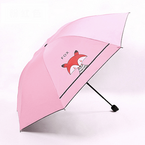 little fox umbrella