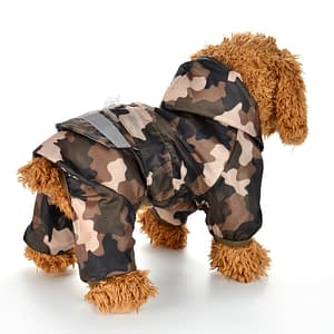 puppy raincoats small dogs