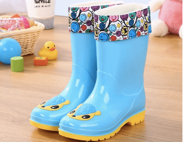 Wateproof kids rain shoes