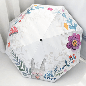 Cute children umbrella