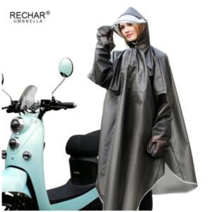 Bicycle waterproof poncho