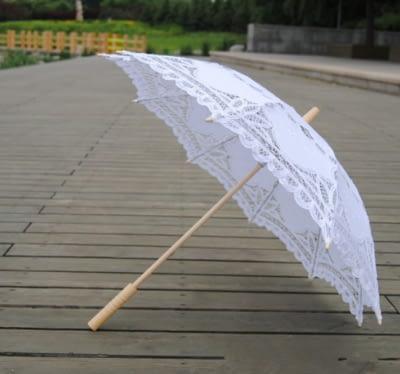fashion wedding umbrella