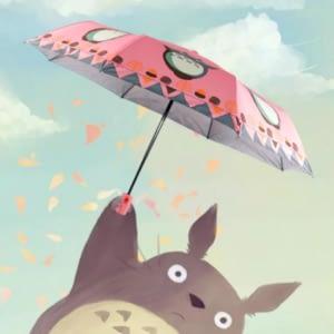 Totoro cartoon umbrella