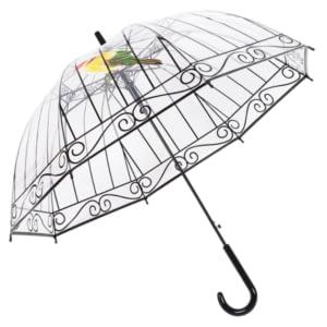 Cute bird parasol