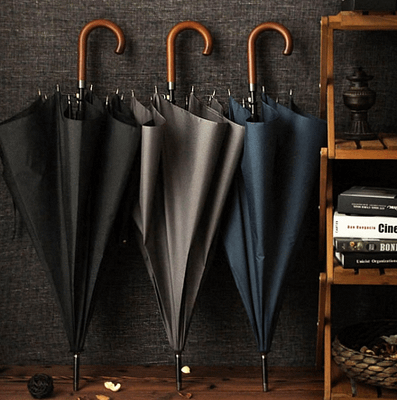 Windproof men umbrella