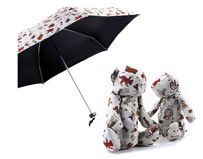 Children pocket umbrella