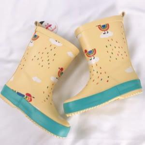 Cute cartoon boots