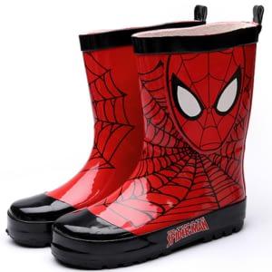 Long rain boots