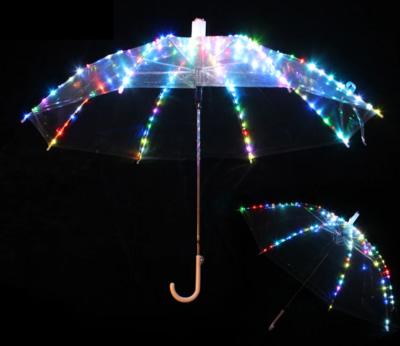 Women led light umbrella