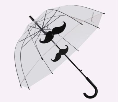 Elegant bubble umbrella