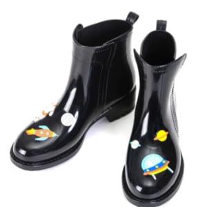 Anti-slip rainboots