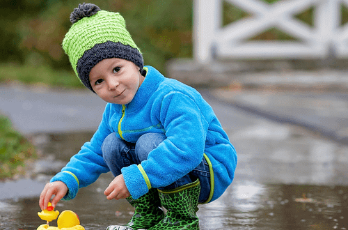 Best children rain boots