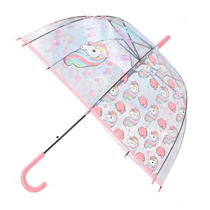 unicorn bubble umbrella