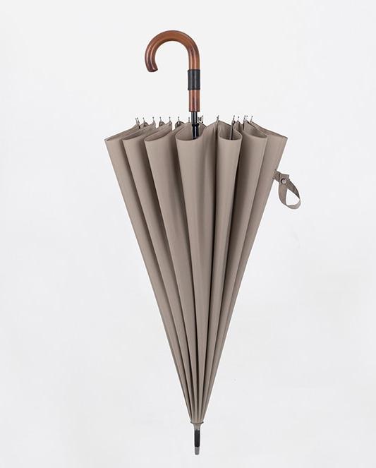 16 Ribs windproof umbrella