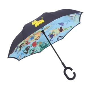 Fantastic inverted umbrella