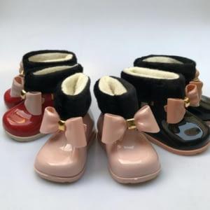 Baby girl rain boots