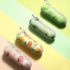 Cute fruit capsule umbrella