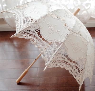 cute wedding umbrella