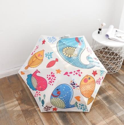 whale umbrella for children
