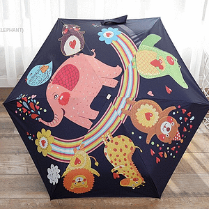 whale umbrella for children