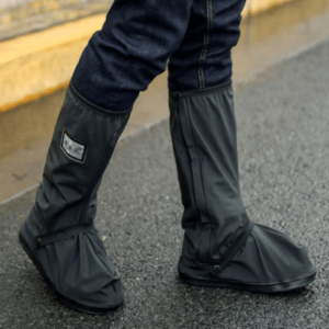 Rain shoe covers for men