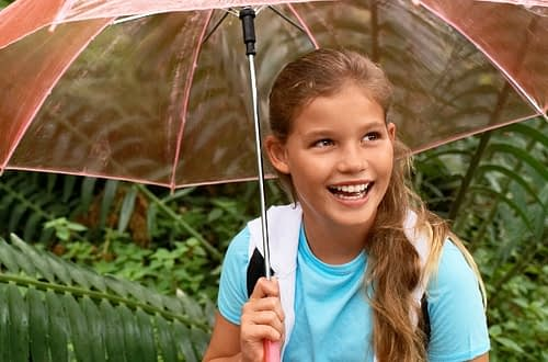 how to choose children's umbrella