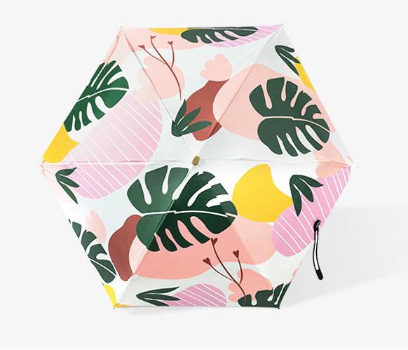 Mini pocket sunny umbrella