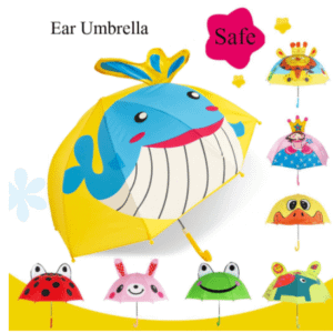 Kids ear umbrella