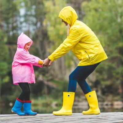 best 2019 trendy raincoats