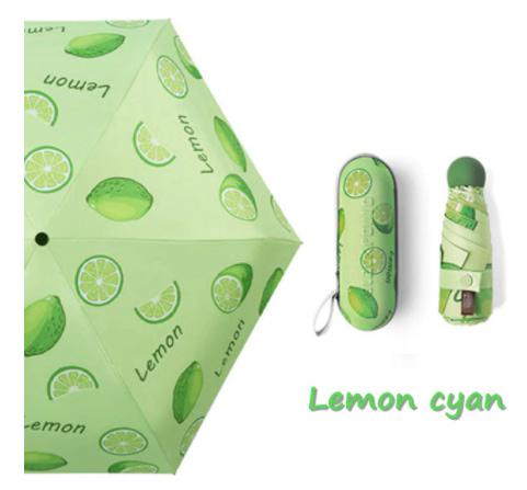 Cute fruit capsule umbrella