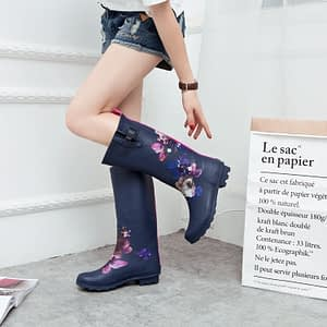 New fashion women rain boots