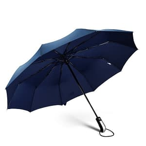 Fully automatic umbrella