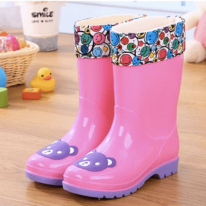 Wateproof kids rain shoes